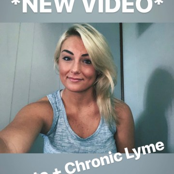 Chronic Lyme Disease & Keto + a VIDEO