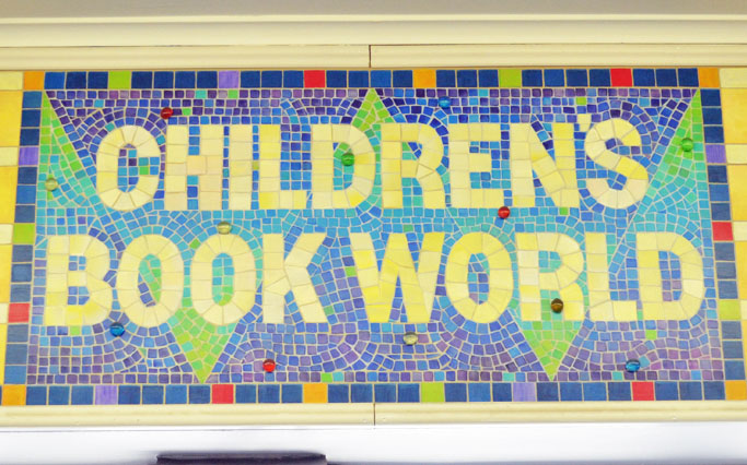 Local Literary Watering Hole: Children's Book World - Haverford, PA