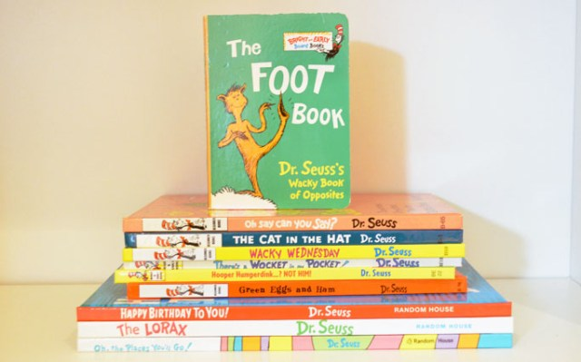A Poem for Dr. Suess