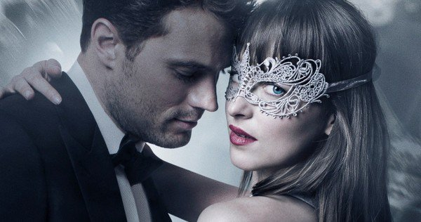 Movie and Book Review for Fifty Shades of Grey by E.L. James