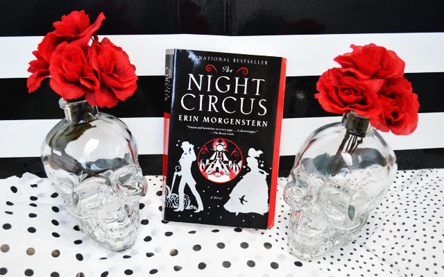 Book Review for the Night Circus by Erin Morgenstern
