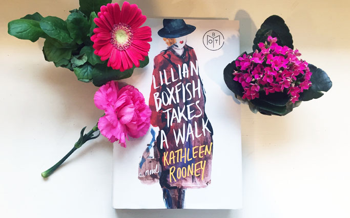 Review of Lillian Boxfish Takes a Walk by Kathleen Rooney
