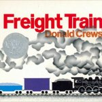 Freight Train by Donald Crews and 12 other amazing baby books you've never heard of.