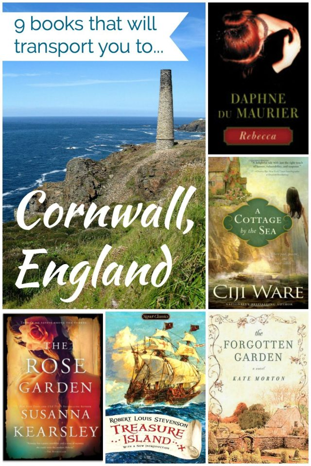 Cabin Fever Cure: 9 immersive books that will transport you to Cornwall, England