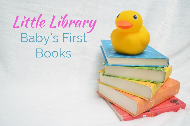 Pregnant or Know a friend who is? Here is our guide to the best of the best - Baby's First Books!