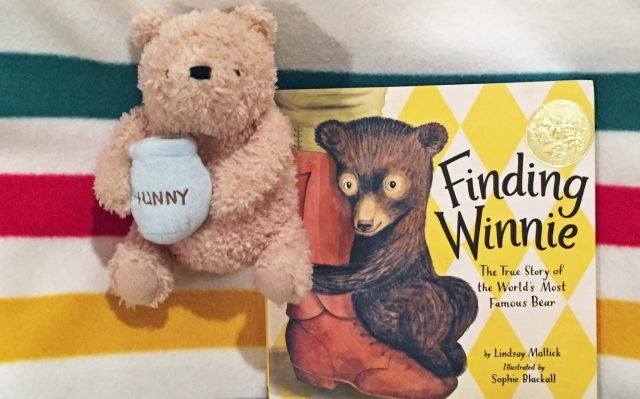 Finding Winnie Book Review