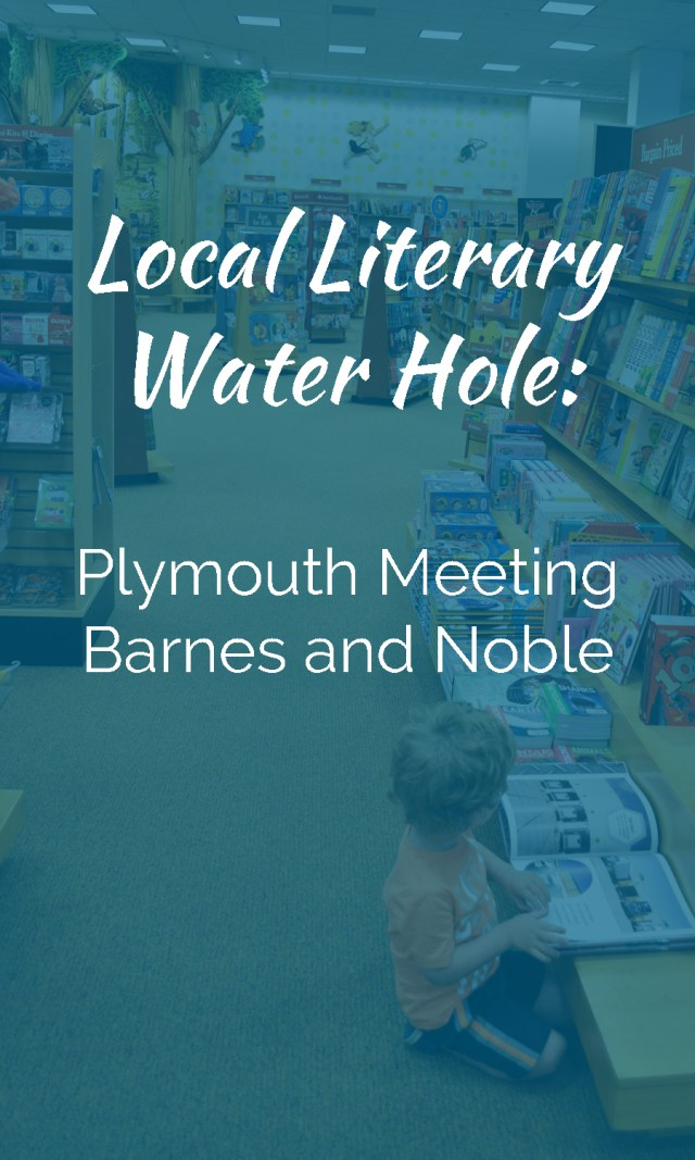 What makes the Plymouth Meeting Barnes and Noble one of the best bookstores in the area?