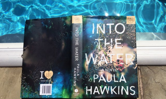 Review for Into The Water by Paula Hawkins and recommendations on what to read next!