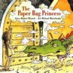 Books to encourage children to be unique including paper bag princess