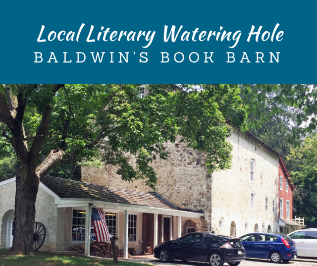 Baldwin's Book Barn