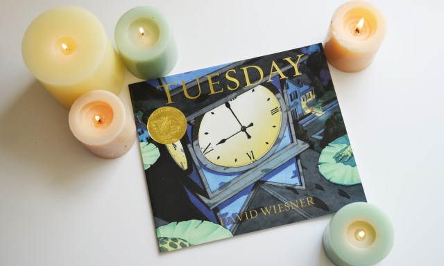 Tuesday and other magical books for Harry Potter fans aged 4 to 104!