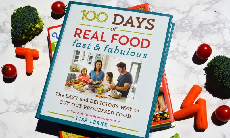 100 days of Real Food and other item in our school lunch arsenal.