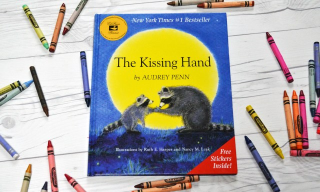 The Kissing Hand and 8 other tales for your new kindergartener or preschooler.