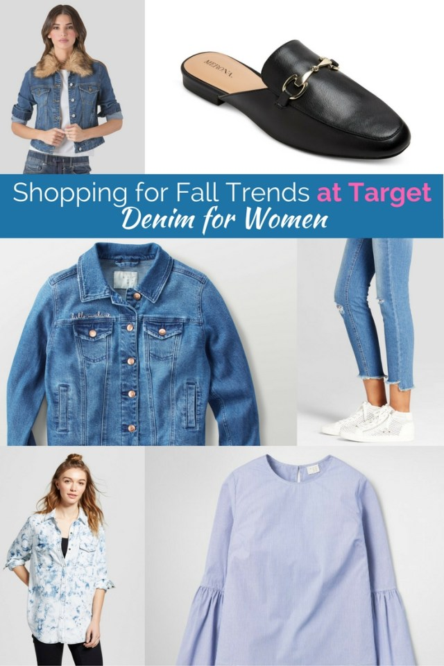 The hottest denim for fall 2017 at the lowest prices! Shop Target for the coolest denim trends.