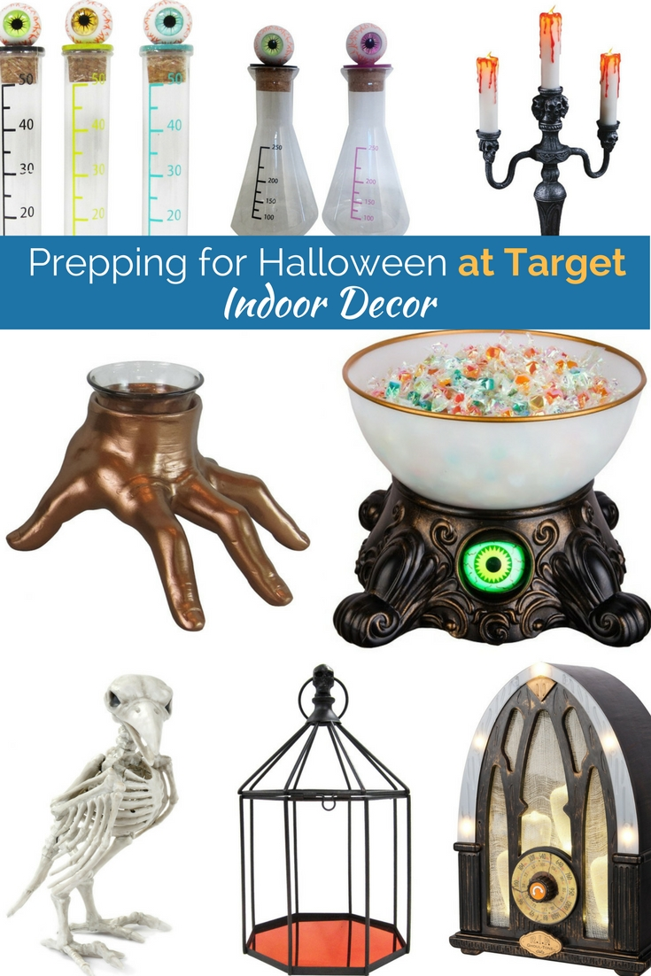 Looking for fun and unique halloween decor? These eyeball flasks are creepy cute and this animated radio is top notch! They are all affordable too!