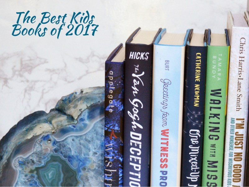 The Best Children's Books of 2017 as chosen by the experts of Children's Book World. These independent booksellers know their stuff and when they say these books are the best, we listen!!