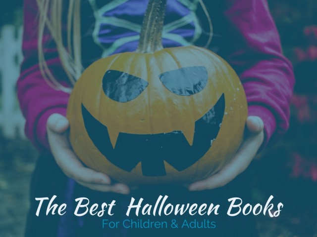 Looking for a spooky (or not-so-spooky) story this Halloween? We've got Halloween Books for babies, children, middle grade readers, teens and adults!