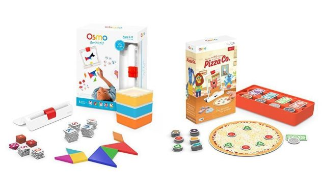 Osmo Genius Kit is the greatest learning tool out today. The pizza co game is my favorite of all! Its so cool!