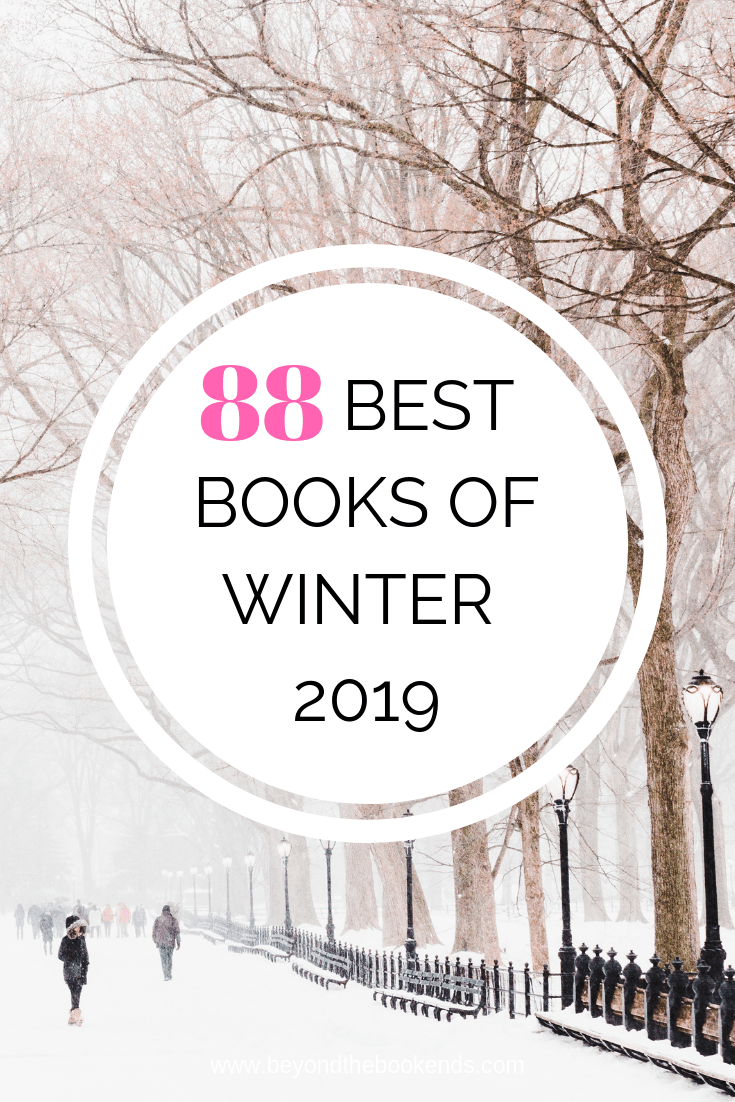 Winter 2019 Book Releases - Adult and YA Edition - Beyond