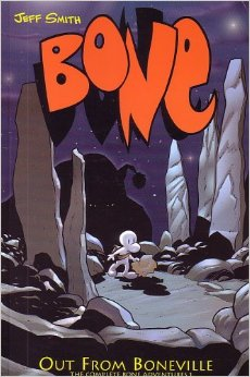 Jeff Smith - Bone