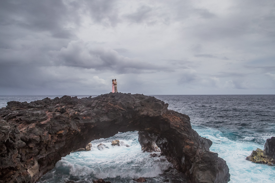 Sea Arch Hawaii Adventure Session Hawaii Big Island Adventure Photographer Beyond the Box Photography Debi Buck 17