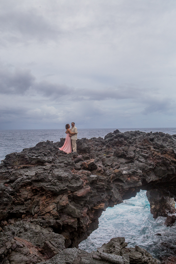Sea Arch Hawaii Adventure Session Hawaii Big Island Adventure Photographer Beyond the Box Photography Debi Buck 31