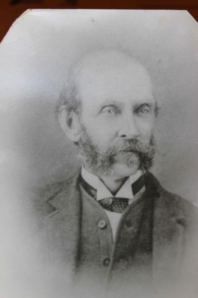 Dr. George Washington Richards
