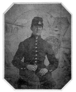 Isaac N. Foskett US Engineer Battalion