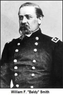 """William F. """"Baldy"""" Smith"""