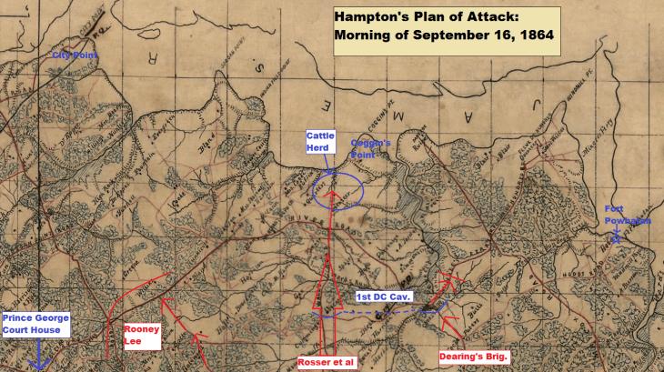 HamptonsPlanSept161864BeefsteakRaid