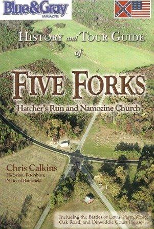 HistoryTourGuideFiveForksCalkins2003BlueAndGrayMag