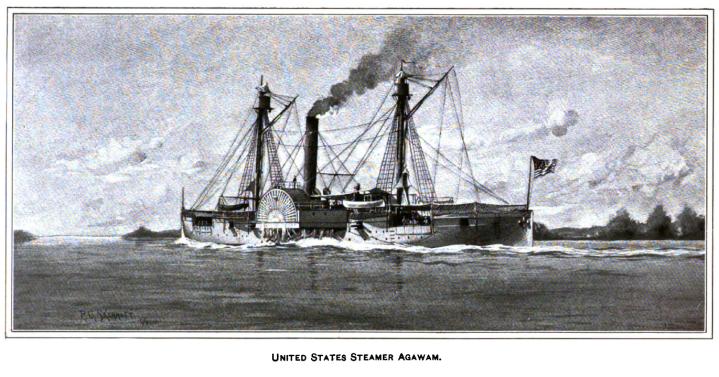 United States Steamer Agawam