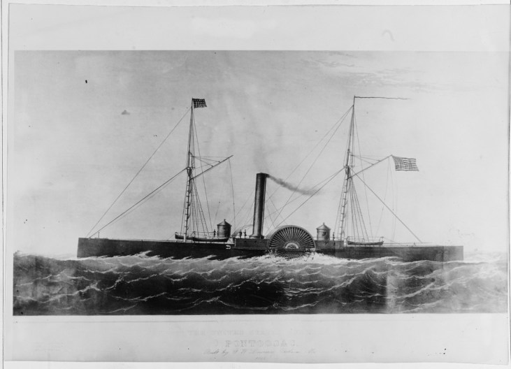 """NH 2014 USS Pontoosuc."""
