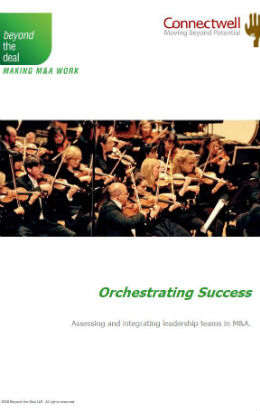 Orchestrating Success | Beyond the Deal