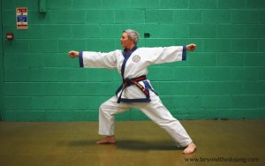 Read more about the article The martial arts grading experience: Interview with Gillian Dean SBN