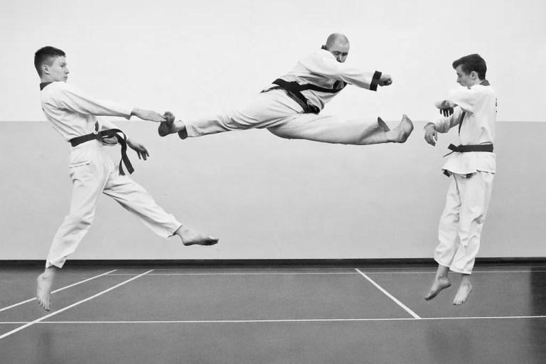 Overcoming bullying through martial arts: Jamie Robson SBN