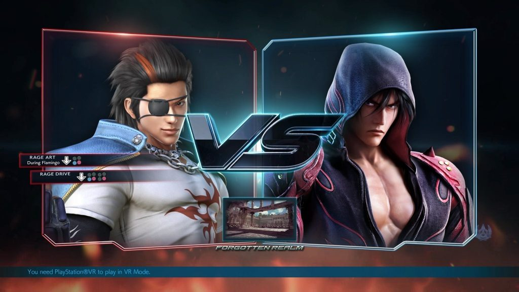 Martial arts in Tekken: Hwoarang