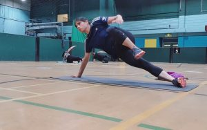 Read more about the article Fire up your core with planks!