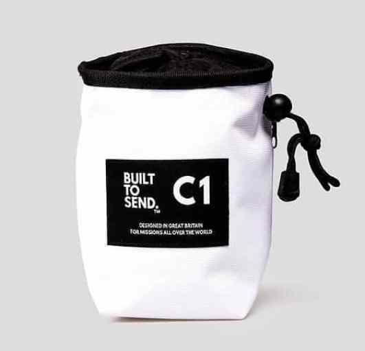 Built to Send C1 Chalk Bag