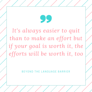 Are you a quitter or a winner?
