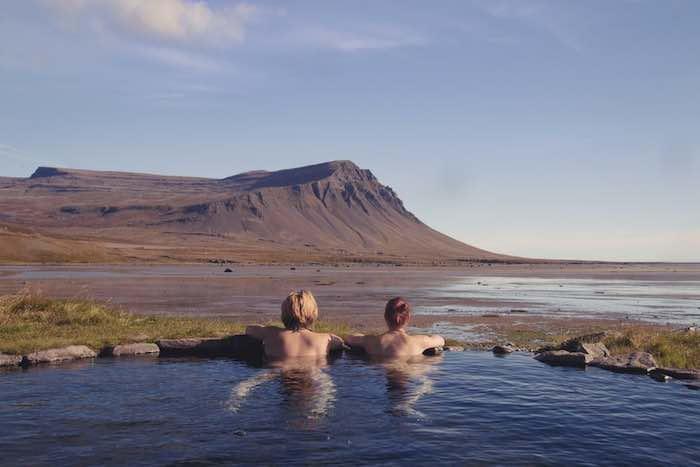 Nude Hot Springs