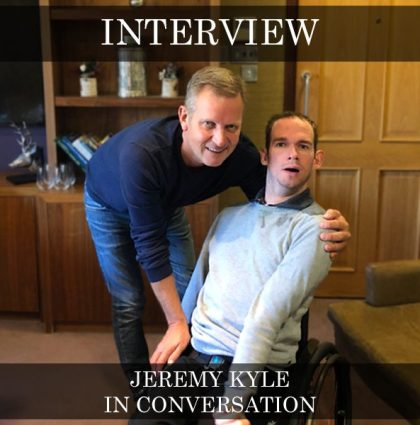 Jeremy Kyle – In Conversation