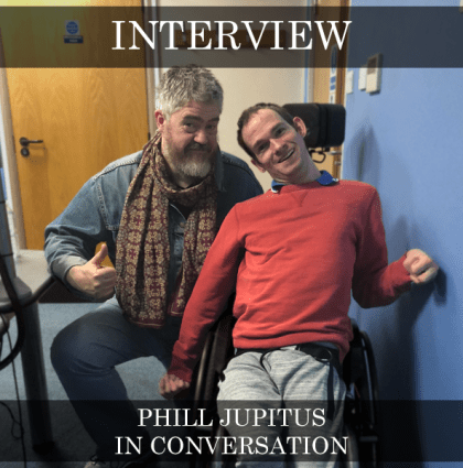 Phil Jupitus – In Conversation
