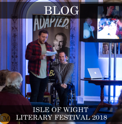 Isle of Wight Literary Festival 2018