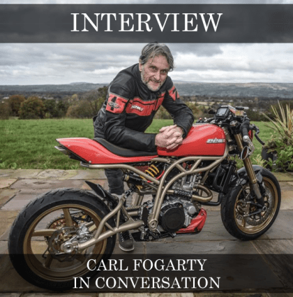 Carl Fogarty – In Conversation