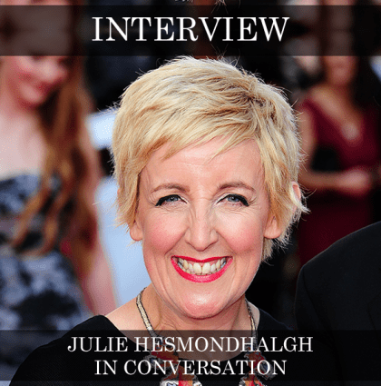 Julie Hesmondhalgh – In Conversation