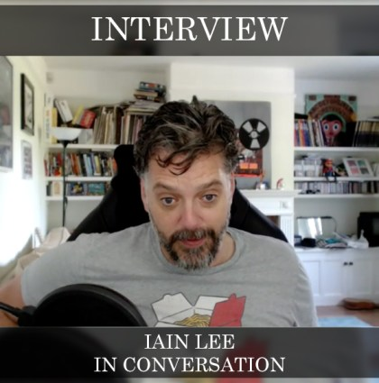 Iain Lee – In Conversation