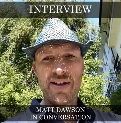 Matt Dawson – In Conversation