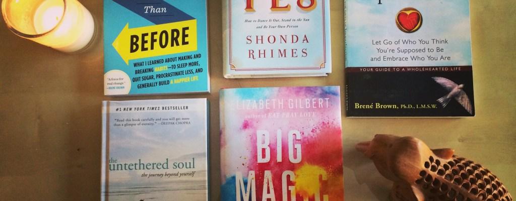 Books to kick off 2016