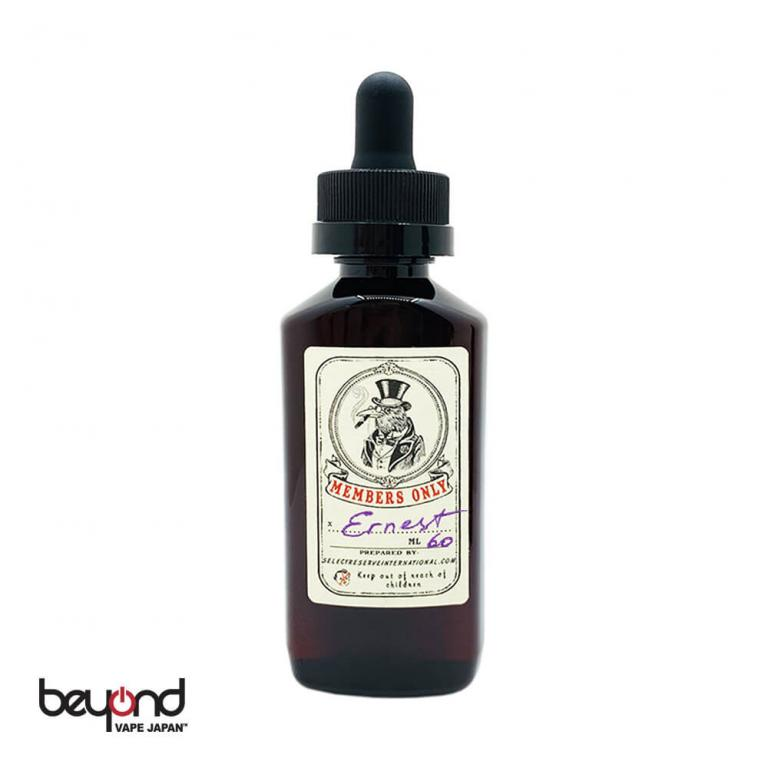 Members Only・Ernest¥3,280 by Beyond Vape Japan